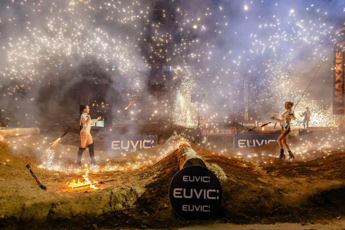 ceremonia otwarcia Mistrzostwa Swiata SuperEnduro 2019 2020 Lodz