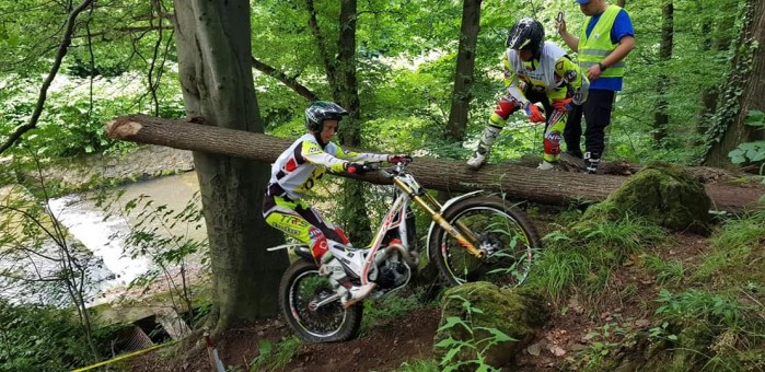 mistrzostwa polski trial 2019
