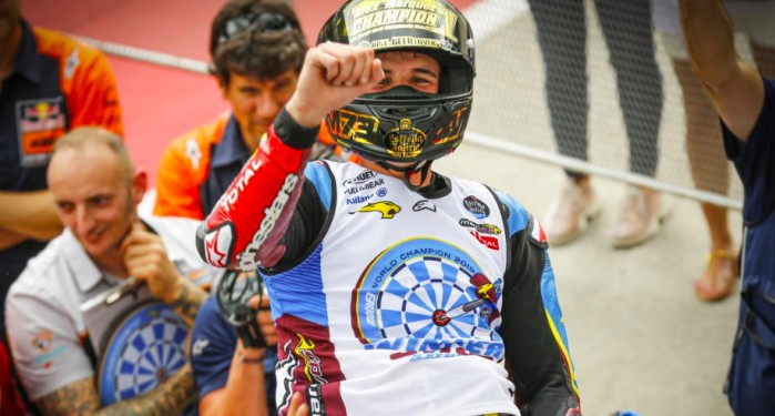 Alex Marquez champion 2