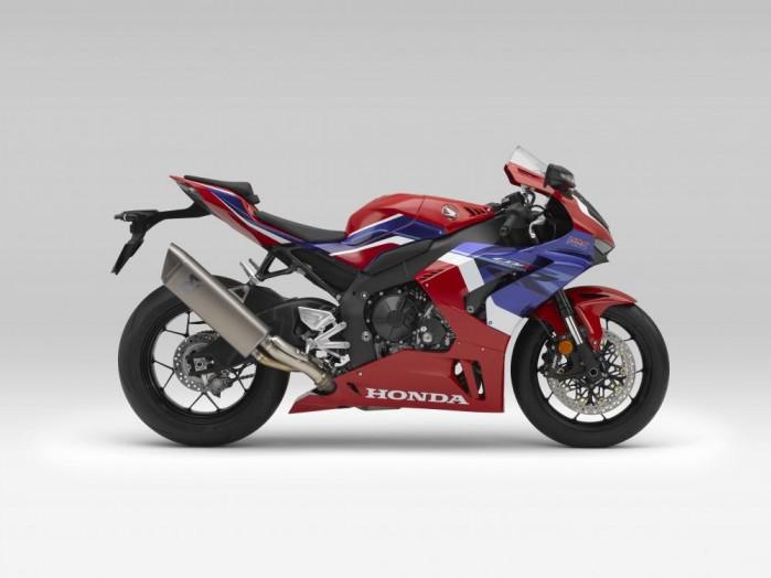 2020 Honda CBR1000RR R Prawy bok