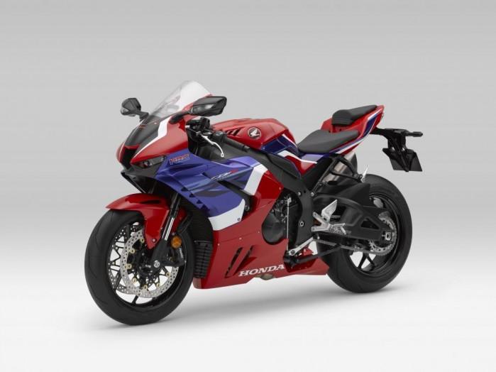 2020 Honda CBR1000RR R lewy przod