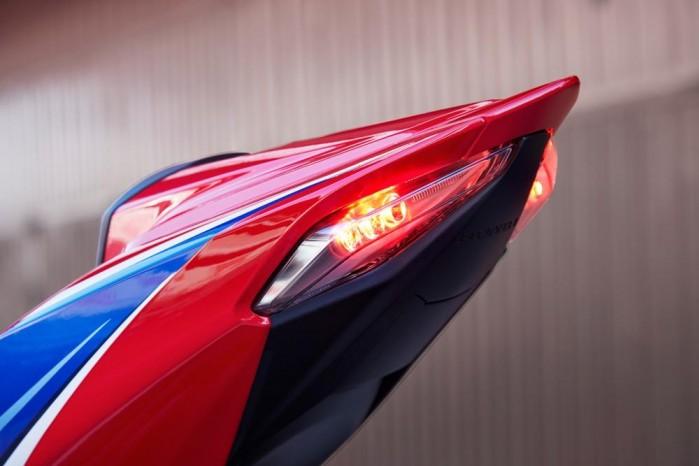 2020 Honda CBR1000RR R ogon