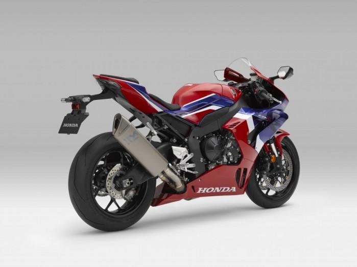 2020 Honda CBR1000RR R prawy tyl