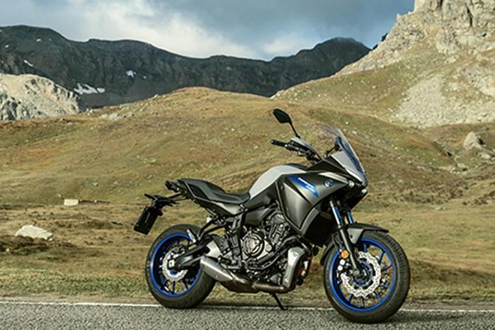 2020 Yamaha Tracer 700 prawy bok