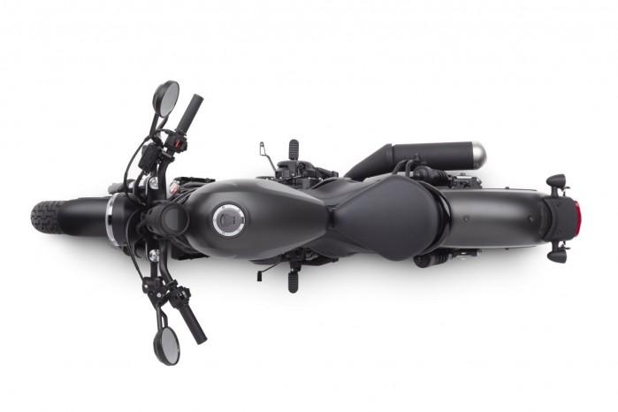 2020 Honda Rebel 500 3