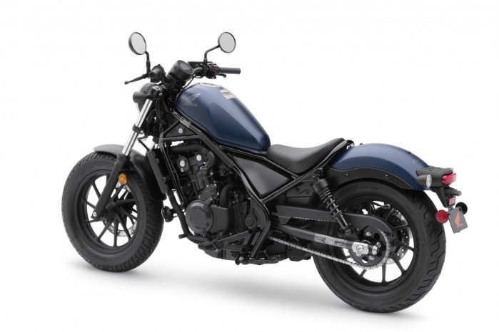 2020 Honda Rebel 500 4