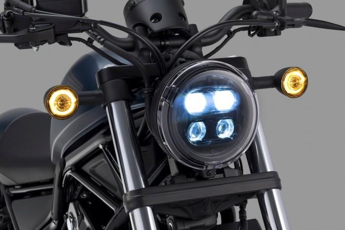 2020 Honda Rebel 500 5