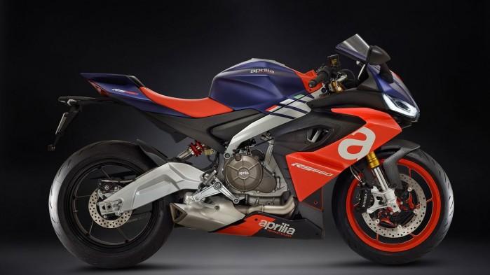 Aprilia RS 660 2020 profil
