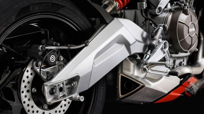 Aprilia RS 660 2020 wahacz