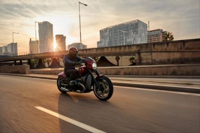 BMW Concept R18 2 akcja