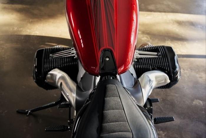 BMW Concept R18 2 motor