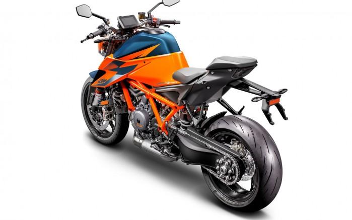 2020 KTM 1290 SUPER DUKE R tyl
