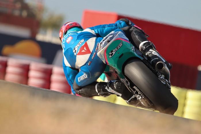 Piotr Biesiekirski ME Moto2