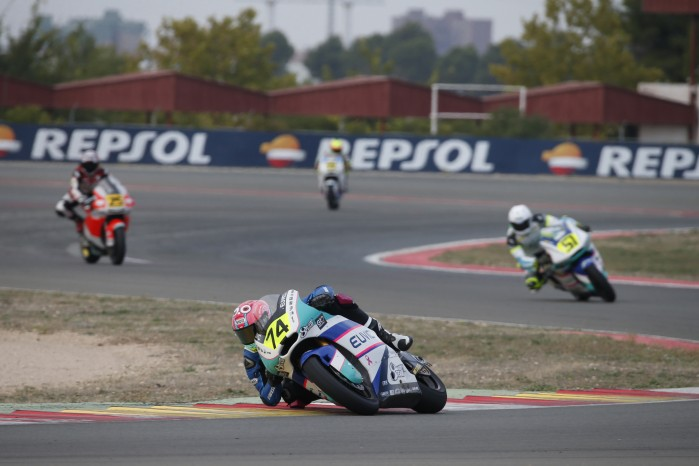Piotr Biesiekirski Moto2