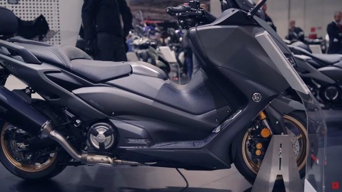 Yamaha Tmax 2020 Eicma