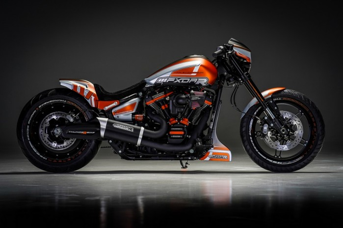 Germany Thunderbike Harley Davidson Roar