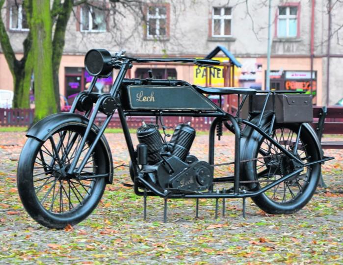 motocykl lech
