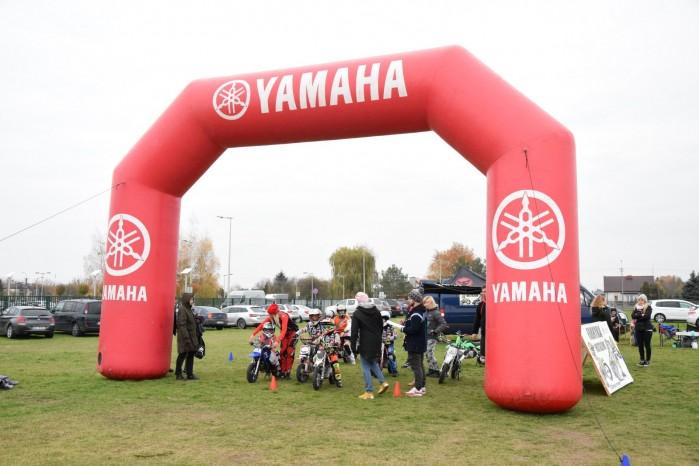 Fabryka Mistrzow zawody Yamaha