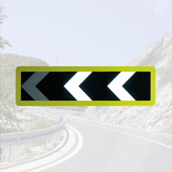inteligentny znak drogowy