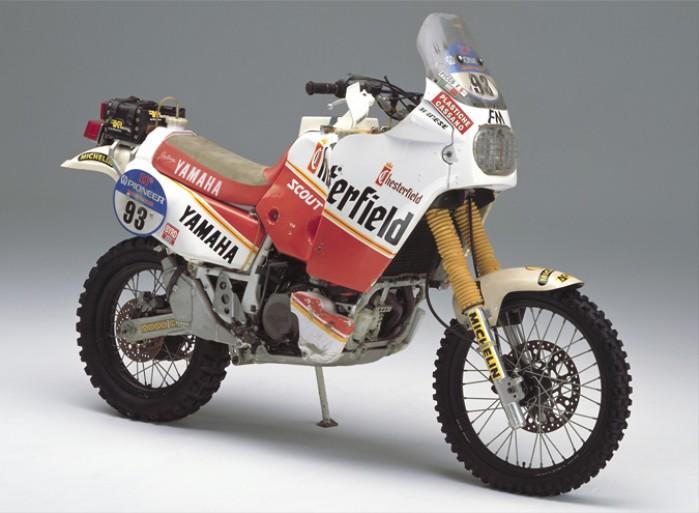 1989 YZE750 Tenere 0W94