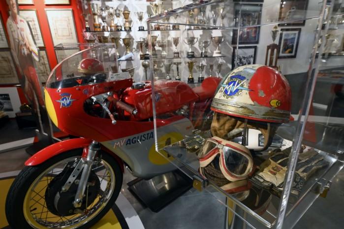 giacomo agostini muzeum