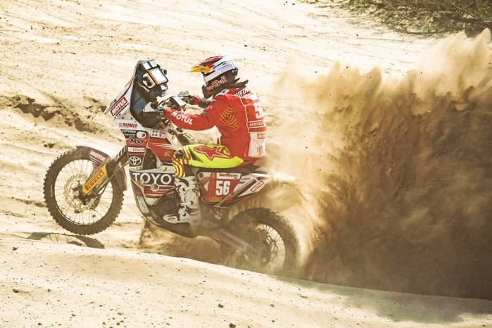 Anastasia Nifontova Dakar 2019