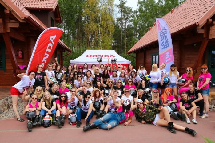 Honda Speed Ladies Camp 1
