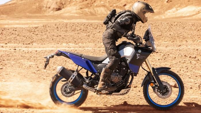 2019 Yamaha XTZ700 EU Ceramic Ice Action 004 03