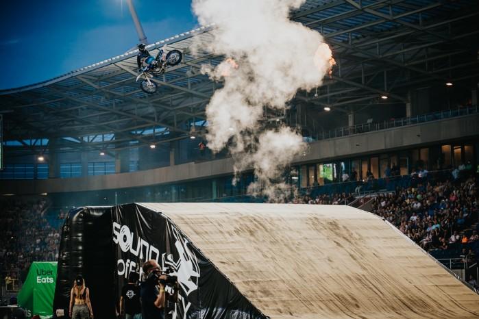 Marcin Lukaszczyk Best Whip Sound of Gravity Lublin