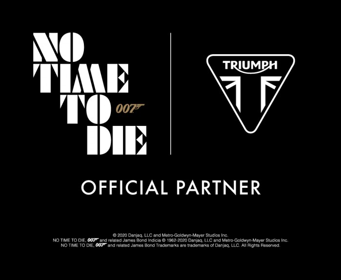 4 No Time To Die Triumph Lock up