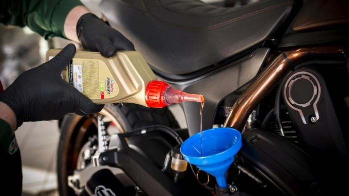 Olej bezpieczniej wymienic przed zima