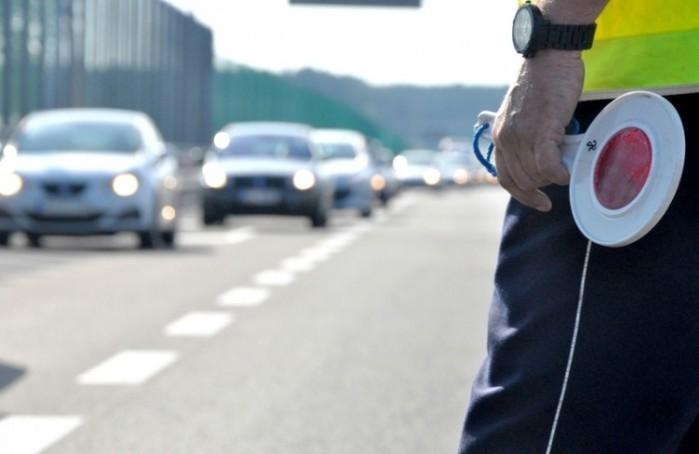 policja kontrola lizak
