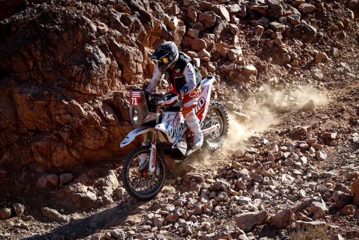 Dakar 2020 Krzysztof Jarmuz etap 2 19.14.10