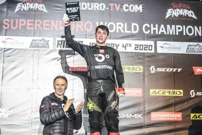 002300 Fim World SuperEnduro Riesa 2020 Dominik Olszowy
