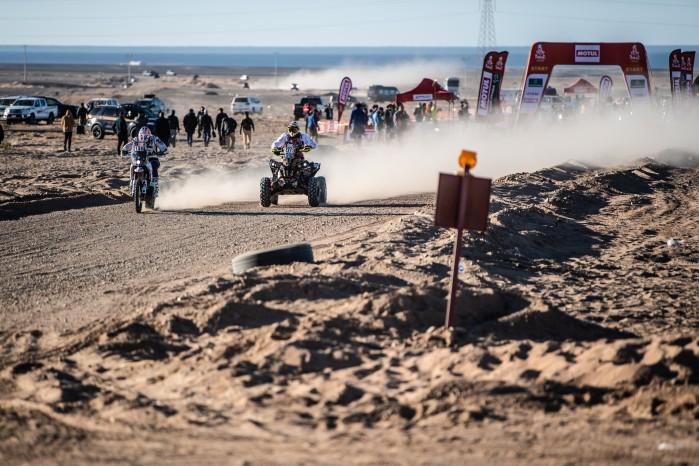 Dakar 2020 Arkadiusz Lindner stage 3 M51 5456