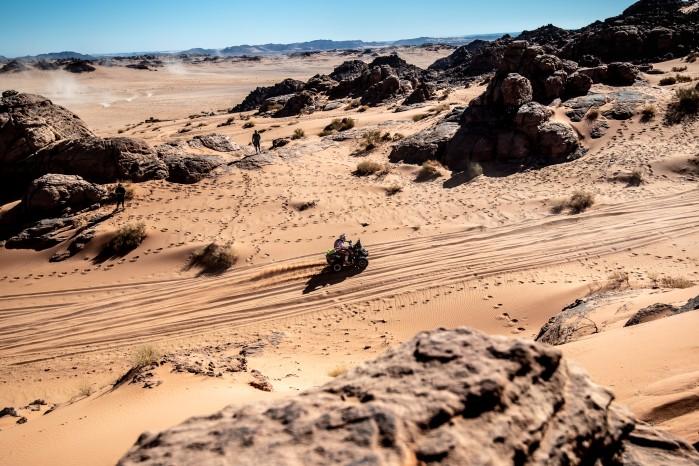 Dakar 2020 Lindner Arkadiusz Stage 3 M119803