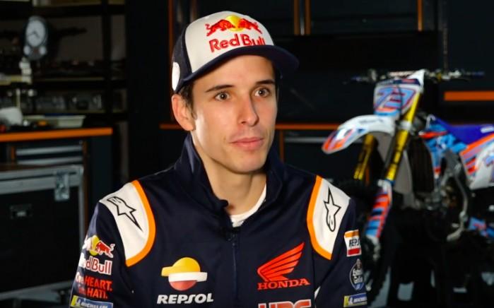 Alex Marquez Repsol