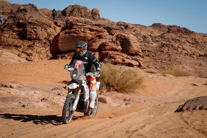 Dakar 2020 Jarmuz Krzysztof stage 3 21.13.27