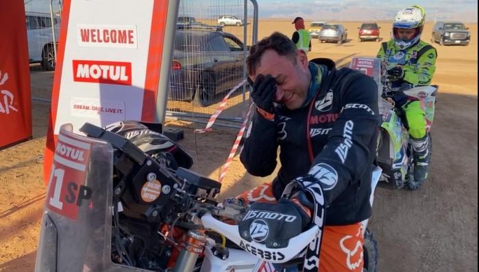 Dakar 2020 Jarmuz stage 3 meta 6.52.26