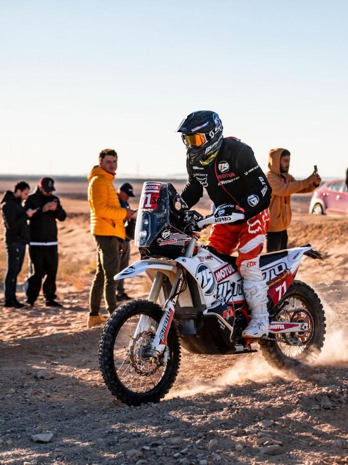 Dakar 2020 Krzysztof Jarmuz stage 3 21.13.20
