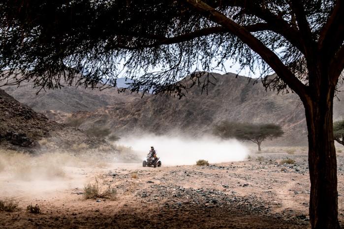 Dakar 2020 Arkadiusz Lindner stage 4 M136663