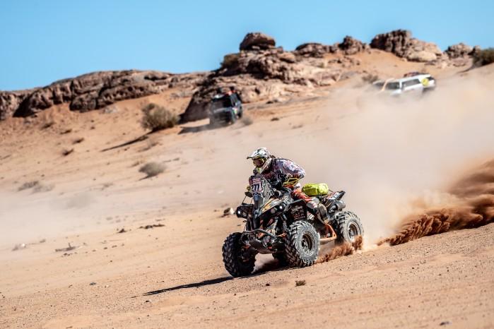 Dakar 2020 stage 4 Arkadiusz Lindner M31 9737