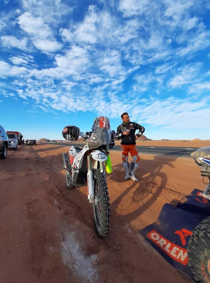 Dakar 2020 Krzysztof Jarmuz stage 4 21.40.21