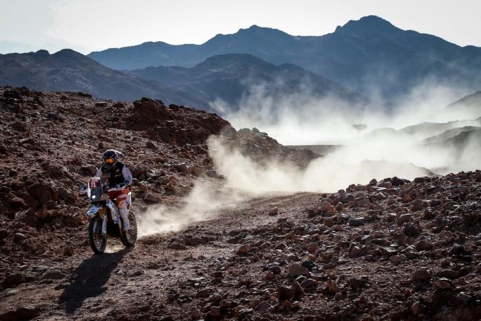 Dakar 2020 Krzysztof Jarmuz Stage 5 at 19.14.15