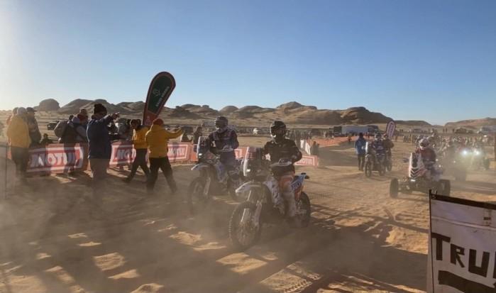 Dakar 2020 Krzysztof Jarmuz stage 5 01 09 at 07.06.10