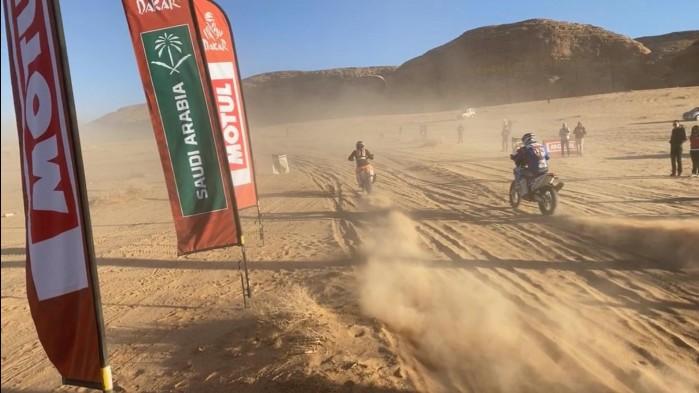 Dakar 2020 Krzysztof Jarmuz stage 5 start 01 09 at 07.06.44