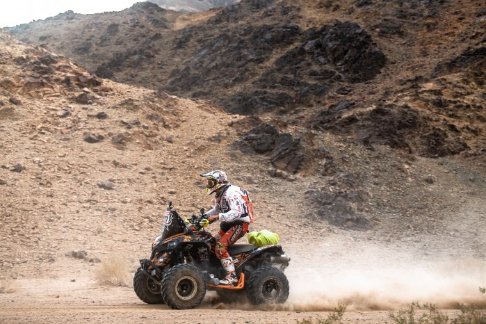 Dakar 2020 Lindner Arek stage 5 M136689
