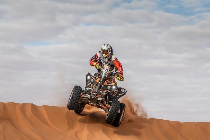 Dakar 2020 Lindner Stage 6 M130385