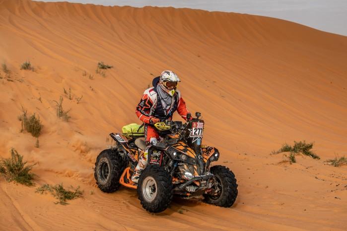 Dakar 2020 Lindner stage 6 M130408
