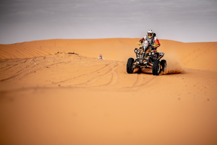 Dakar 2020 Lindner stage 6 M31 2474